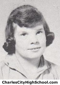 Joyce Waltrip yearbook photo