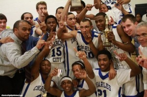 Charles City wins first Region Championship